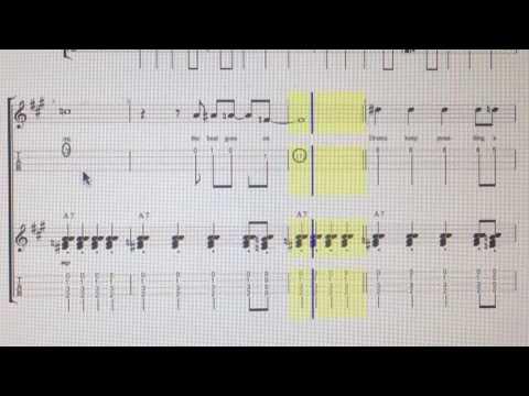The Beat Goes On - Sonny & Cher - 4 Ukulele Enjoy!