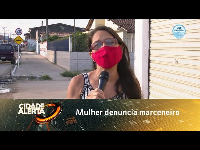 Mulher denúncia marceneiro suspeito de aplicar golpe