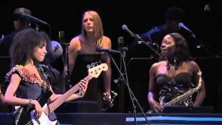 Esperanza Spalding Black Gold live 2012 lyrics