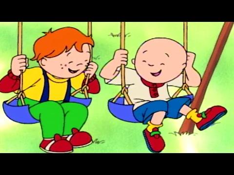 Funny Animated cartoons for Kid | Caillou's Friends | Happy Friendship Day | Cartoon | Kids Cartoons