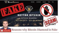 Bitcoin Diamond video - BCD Bitcoin Diamond Fork - BTCD Bitcoin mining - Bitcoin Diamond Wallet