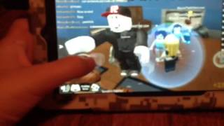 My ROBLOX gaming series