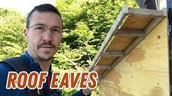 Building Straight Leg Roof Eaves