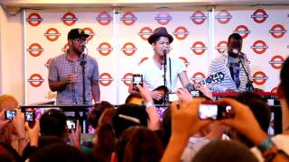 Bruno Mars - Count On Me - Live
