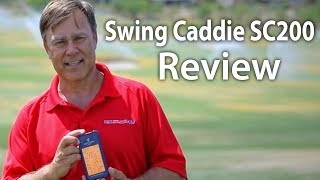 Swing Caddie SC200 Review - Portable Launch Monitor