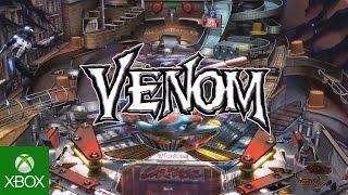 Venom table for Pinball FX2