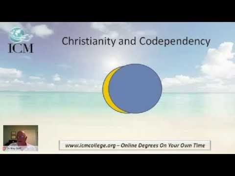 Codependency & Christianity - An ICM Learning & Counseling Hour