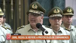 Rozas y actuar de Carabineros: No es posible asegurar que haya incidido en deceso de Abel Acuña