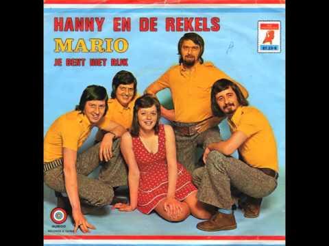 Hanny en De Rekels Mario