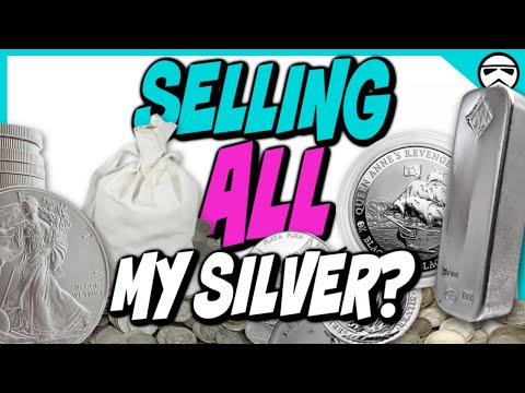 3 Reasons Why I Am Selling My Entire Silver Coin Collection