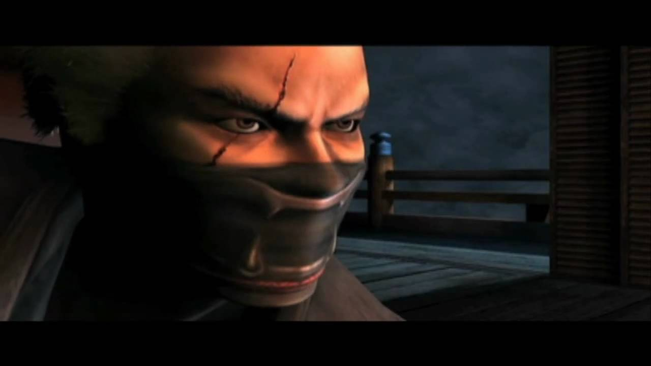 Tenchu: Shadow Assassins (Wii) Gameplay Trailer (720p HD ...Rikimaru Tenchu Wii