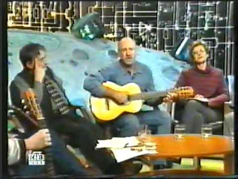 Серая юбка под гитару