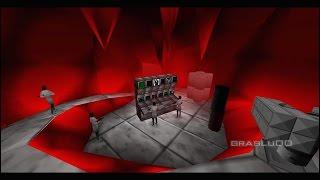 GoldenEye 007 N64 - Volcano Lair - 00 Agent (Custom level)