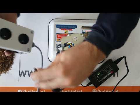 Prof Matic Elektrikli Sigara Sarma Makinesi T2 - www.kalitelial.com - 0539 397 4524
