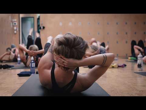 Class Highlight: Yoga Tone (yoga + weights)