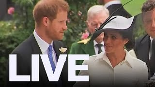 Baixar Meghan Markle Breaks Rules With Royal Ascot Outfit | ET Canada LIVE