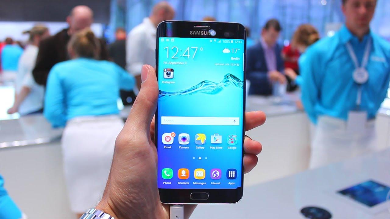 Samsung Galaxy S6 Edge+, Galaxy Tab S2, Galaxy Gear S2 e ...