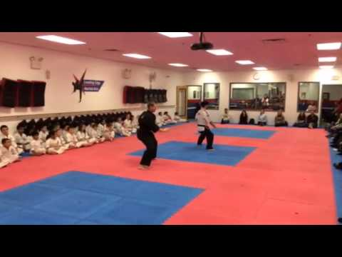 Black Belt Kata 3