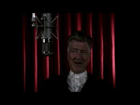 What Is Behing The Red Curtains ? (David Lynch's Answer)