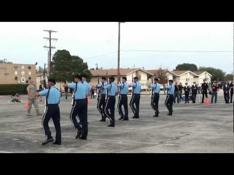 Thomas C Clark High School | Centurion Guard Armed Drill Team | Mustang Classic 2012