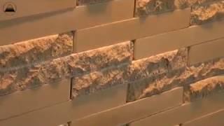 видео Купить лицевой керамический кирпич Braer баварская кладка 1 НФ в Москве по низким ценам.