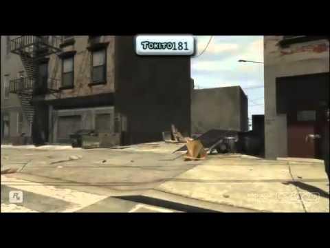 GTA IV Momentos Graciosos - Loquendo