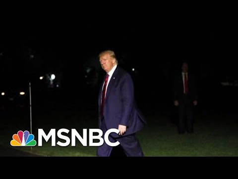 Air Force: President Donald Trump's Money Grab Is A Risk To National Security | All In | MSNBC