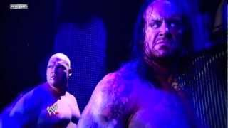WWE Brothers Of Destruction and Paul Bearer Tribute (Dance With The Devil) 2013