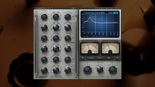 Waves / Abbey Road RS56 Passive EQ Plugin Overview