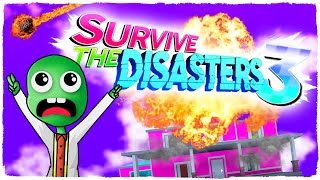 👉 ROBLOX - THE NEW FASHION GAME! SURVIVE DISASTER 3