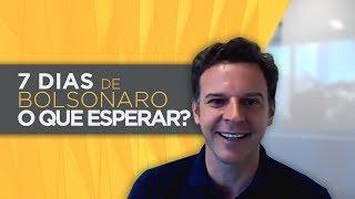 A análise dos 7 primeiros dias do governo Jair Bolsonaro. O que esperar adiante?