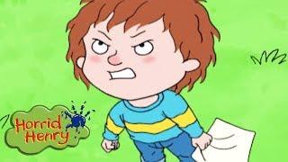 Horrid Henry - The Bogey Brain Sleepover | Cartoons For Children | Horrid Henry Episodes | HFFE
