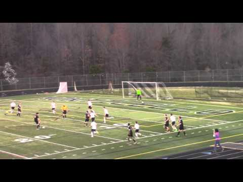 Powhatan vs Monticello (First Half Part  1)