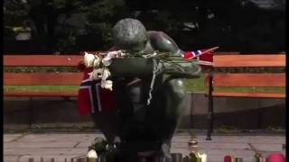 A nation in sorrow after the Oslo bombing and Utoya shooting. A tribute video.