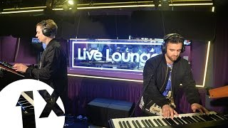 Blonde 'Climax' (Usher cover) 1Xtra Live Lounge