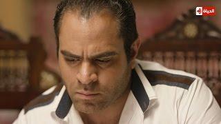 أيتن عامر تضع  محمد شاهين  فى موقف محرج جدا ....الحلقة 16 من  بين السرايات