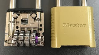 [631] Master Lock 875/975 Decoded WITHOUT ANY TOOLS ! thumbnail