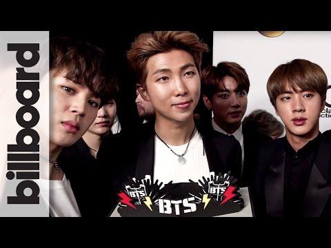 BTS Win Their First Billboard Music Award, Backstage Reaction | Billboard Music Awards 2017