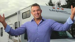 Gambar cover Think Airbnb for RVs. Ottawa police officer takes business pitch to Dragons' Den
