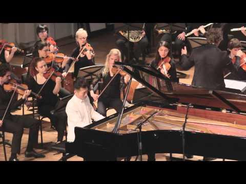 Marco Lau plays Rachmaninoff piano concerto no.2