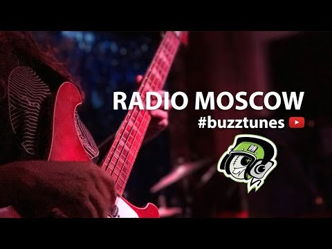#BuzzTunes // Radio Moscow – Live at The Olympic – Boise, Idaho