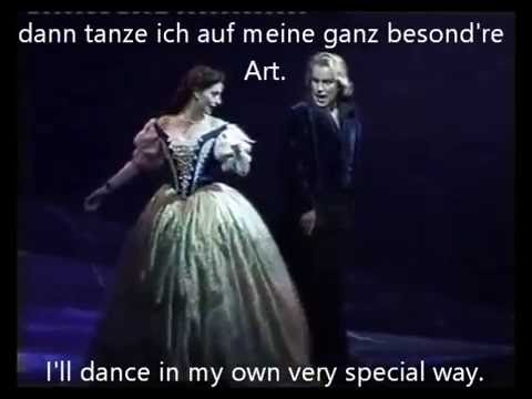 Elisabeth the musical (2002) - 22 If I Want to Dance (German subs & English translation)