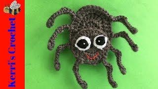 Spider Crochet Tutorial