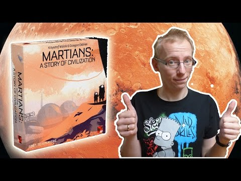 Martians | A Story of Civilization | GTTV