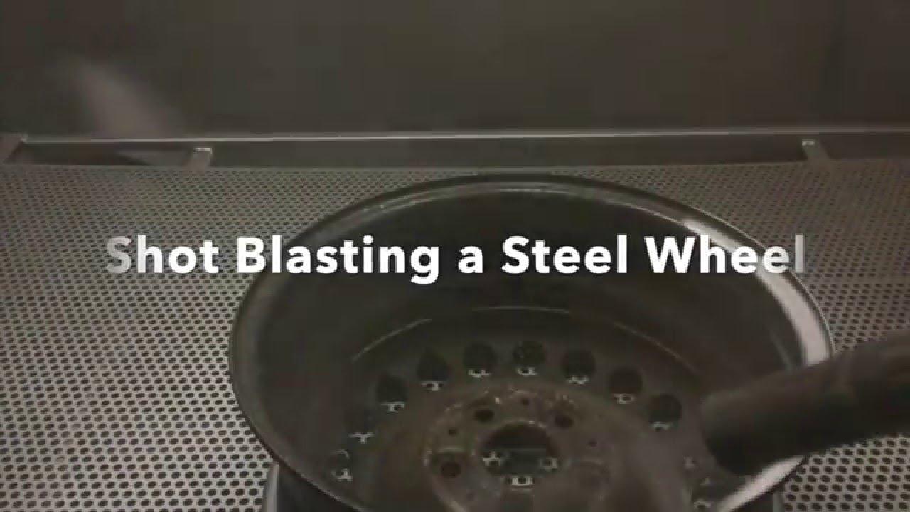 Shot Blasting Steel Wheel - Youtube-3303