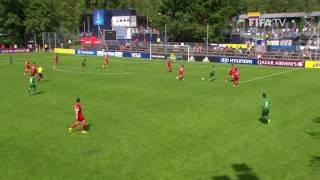 Mainz 05 v. FC St. Gallen, Match Highlights