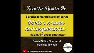 ESCOLA DOMINICAL 18.04.2021 - LIÇÃO 2 - ATEÍSMO