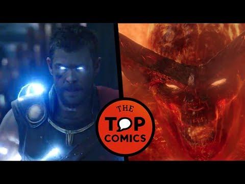 Nuevos secretos revelados Thor Ragnarok