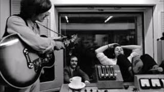 The Beatles  I'm only Sleeping  (unedited) acoustic version (rehearsal)