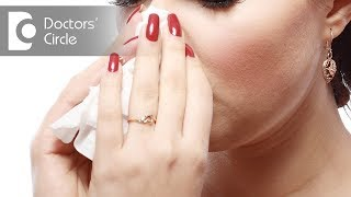 How to manage sneezing,sore throat,breathlessness & eye itching? - Dr. Satish Babu K